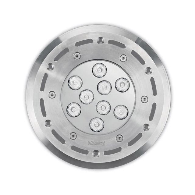 WaterApp - recessed ø176