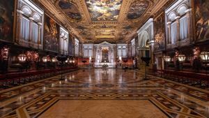 Lighting revives Tintoretto's art