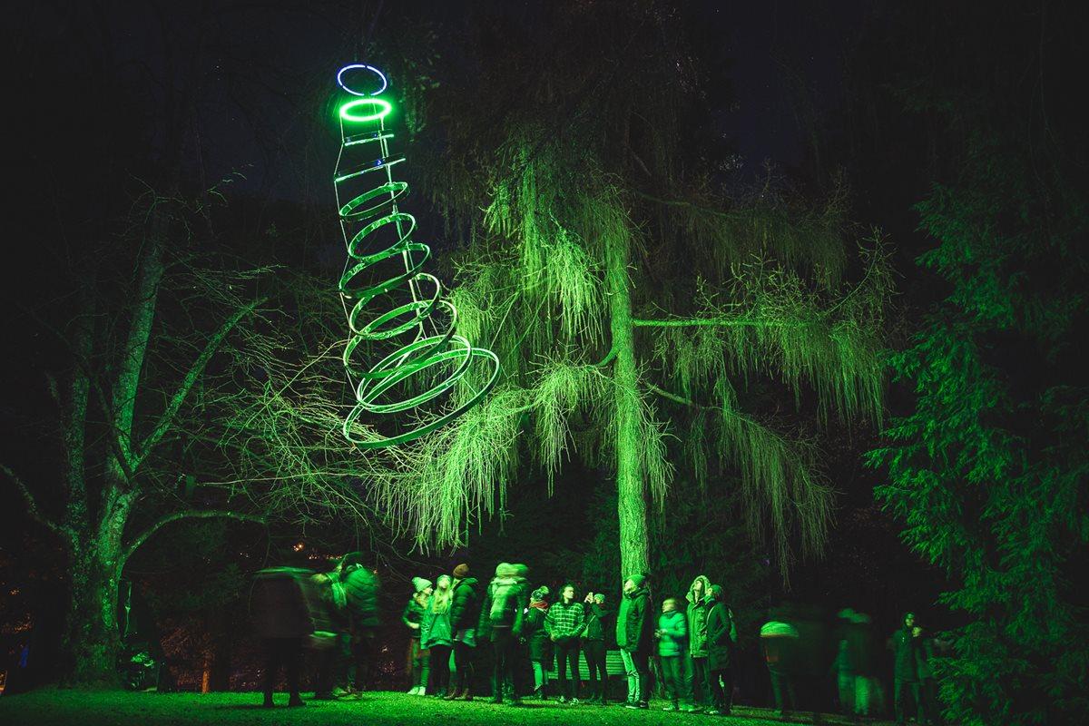 iGuzzini al LUMA Southern Light Project