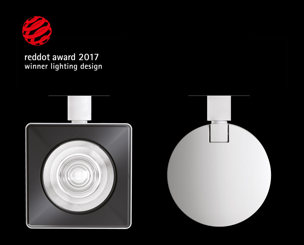 View e Lander vincitori del Premio Red Dot 2017