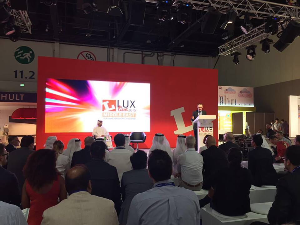 Lux Live Middle East 2016