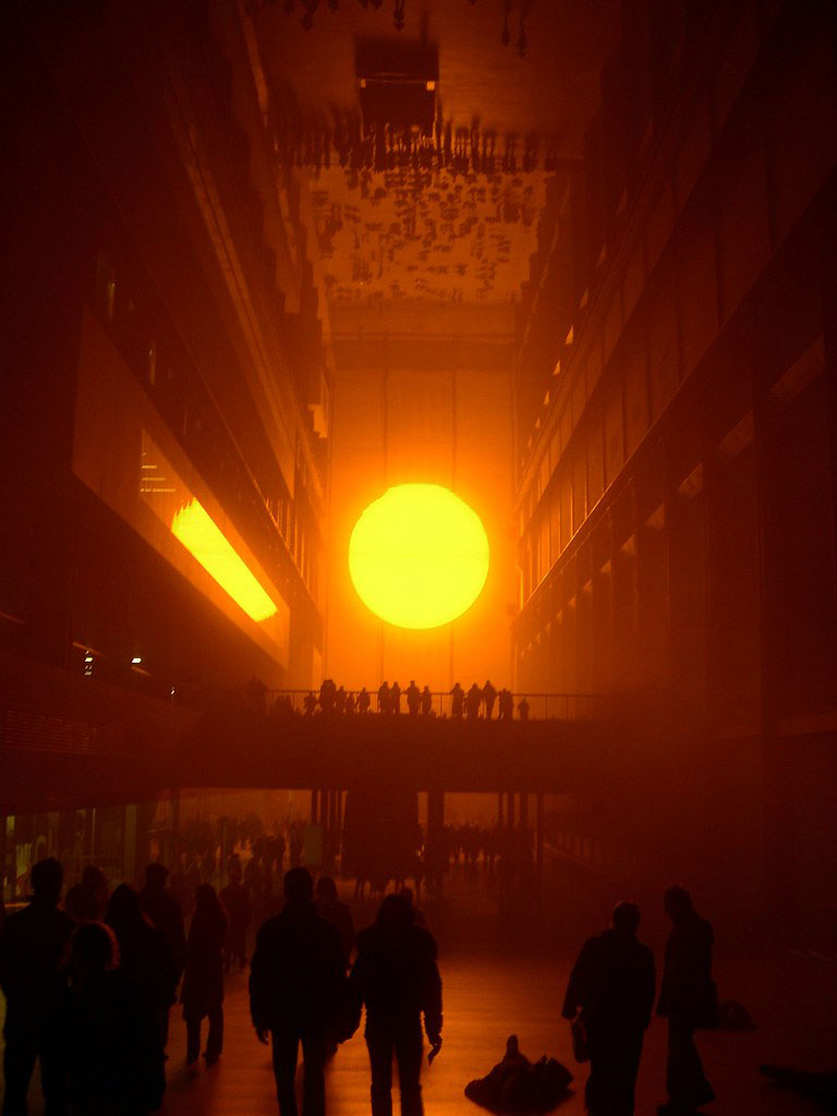 Olafur Eliasson and climate change