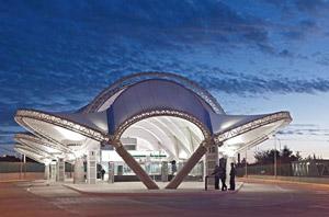 """Die """"Estación Intermodal del Sol"""""""