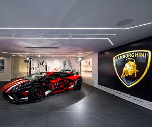 Lounge Tokyo Lamborghini