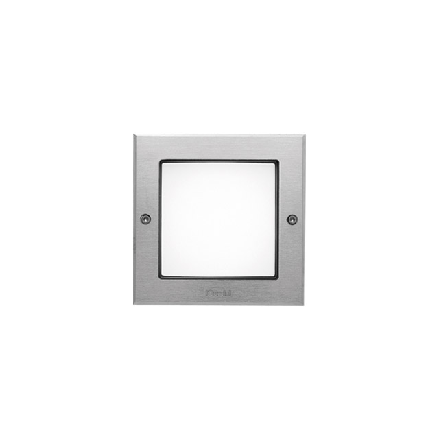 stainless steel frame with screws square
