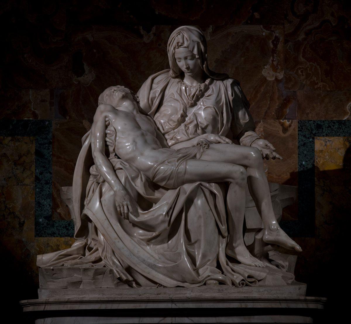 iGuzzini illuminates the Pietà in St. Peter's Basilica