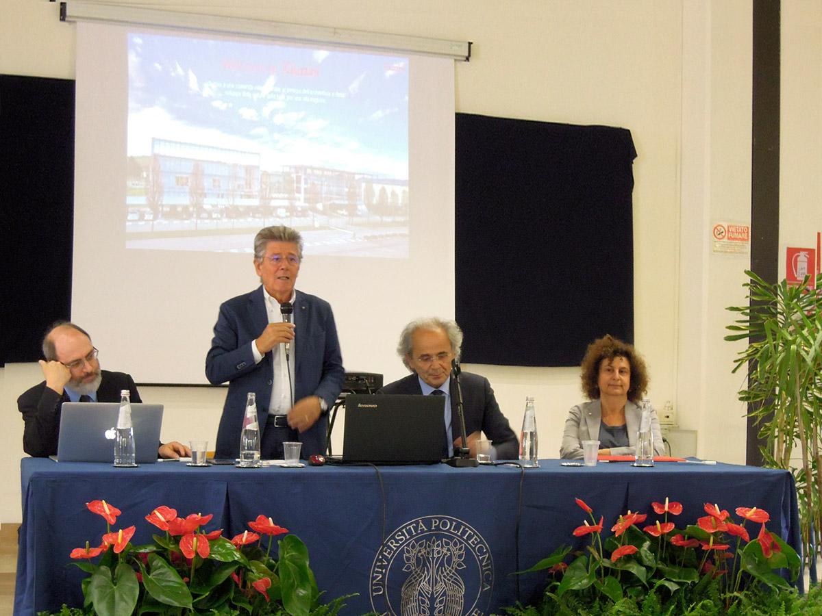 iGuzzini e UNIVPM verso un futuro d'innovazione