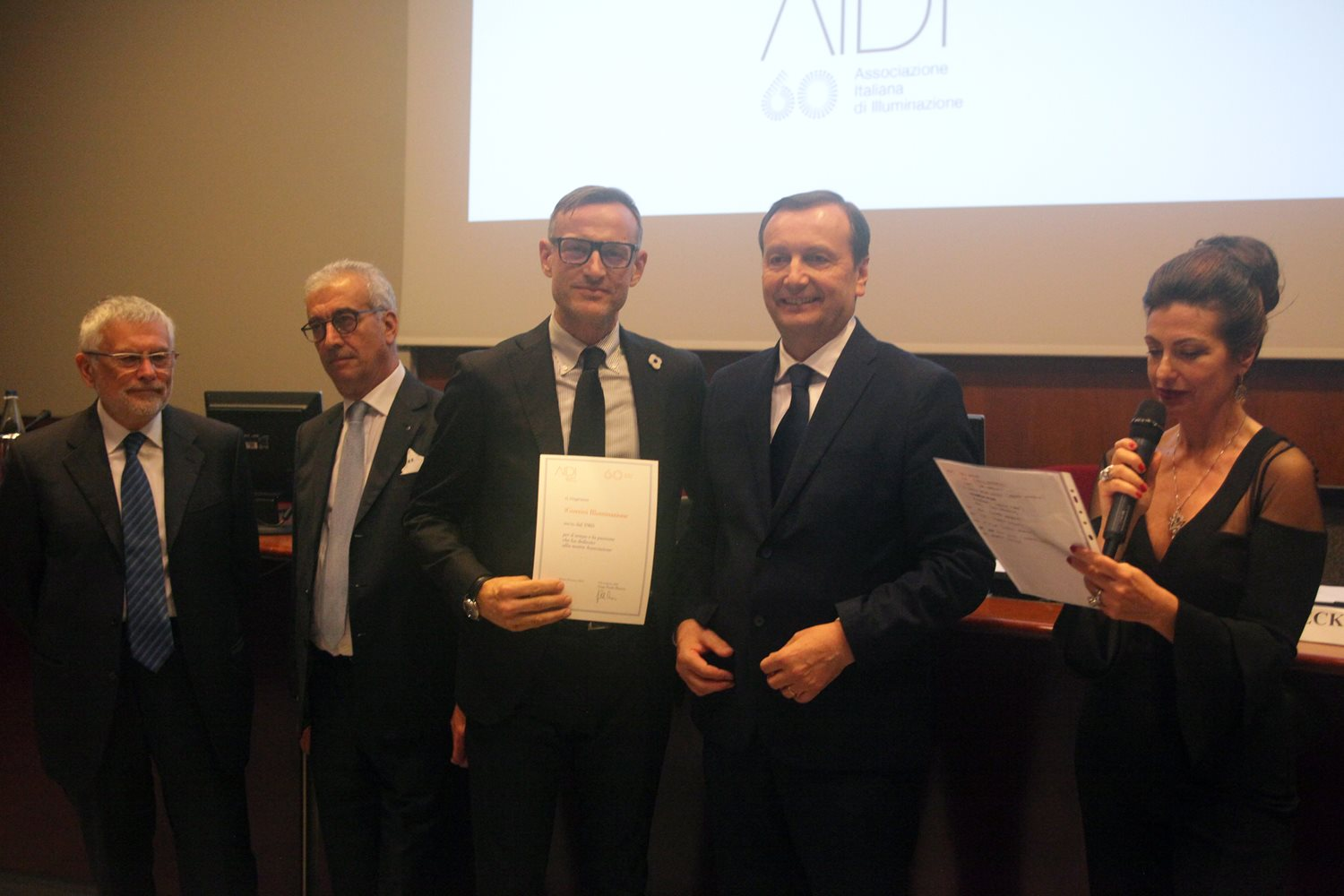 AIDI celebrates its 60th birthday