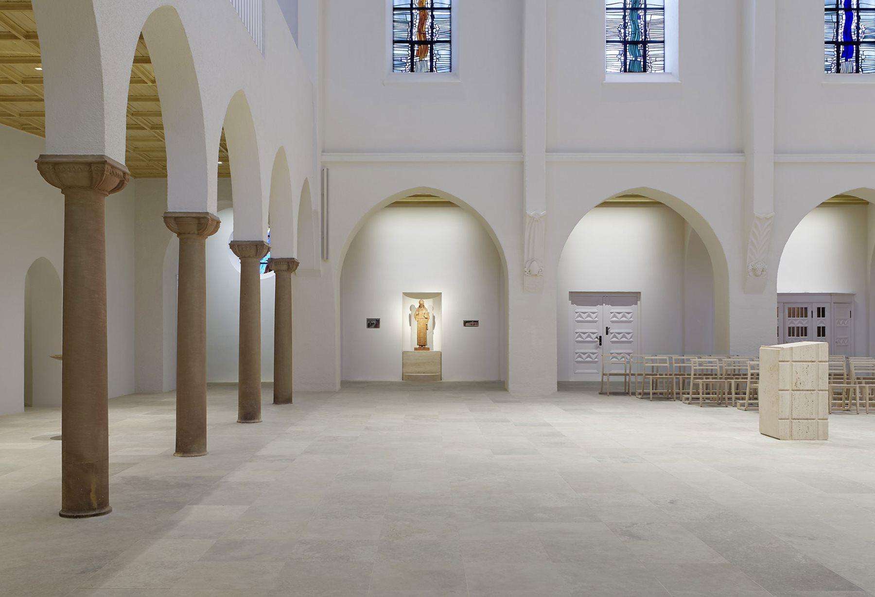 The St Fidelis spiritual centre