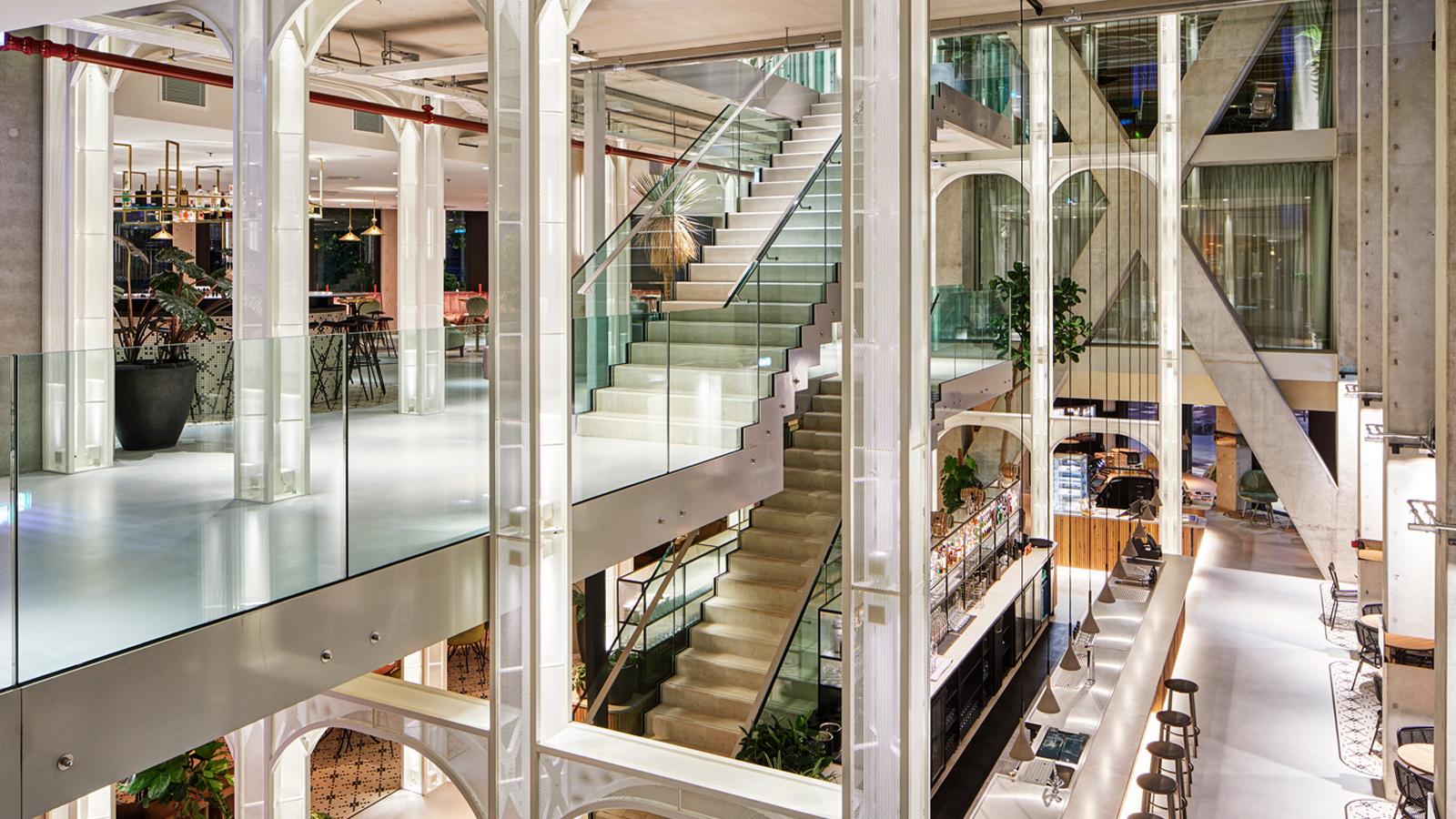 QO Hotel, Amsterdam(Netherlands)