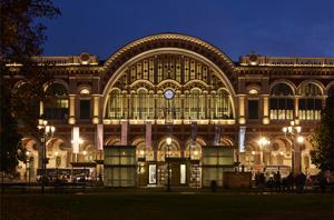 Nouvelle vie pour la gare de Turin Porta Nuova