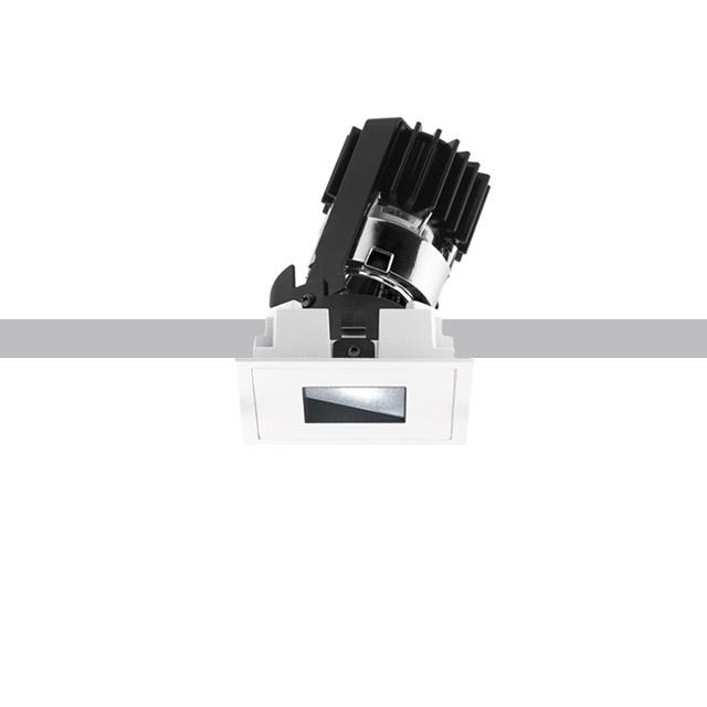 Laser Pinhole - Wall Washer quadratisch