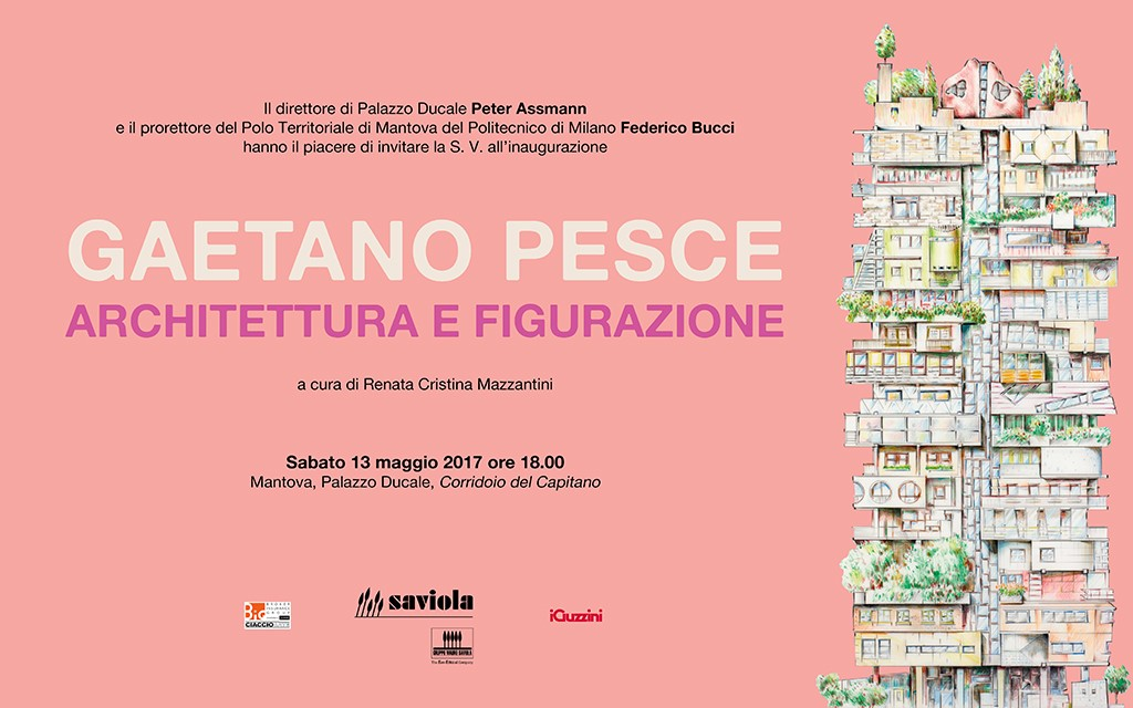Gaetano Pesce - The exhibition will be illuminated by iGuzzini