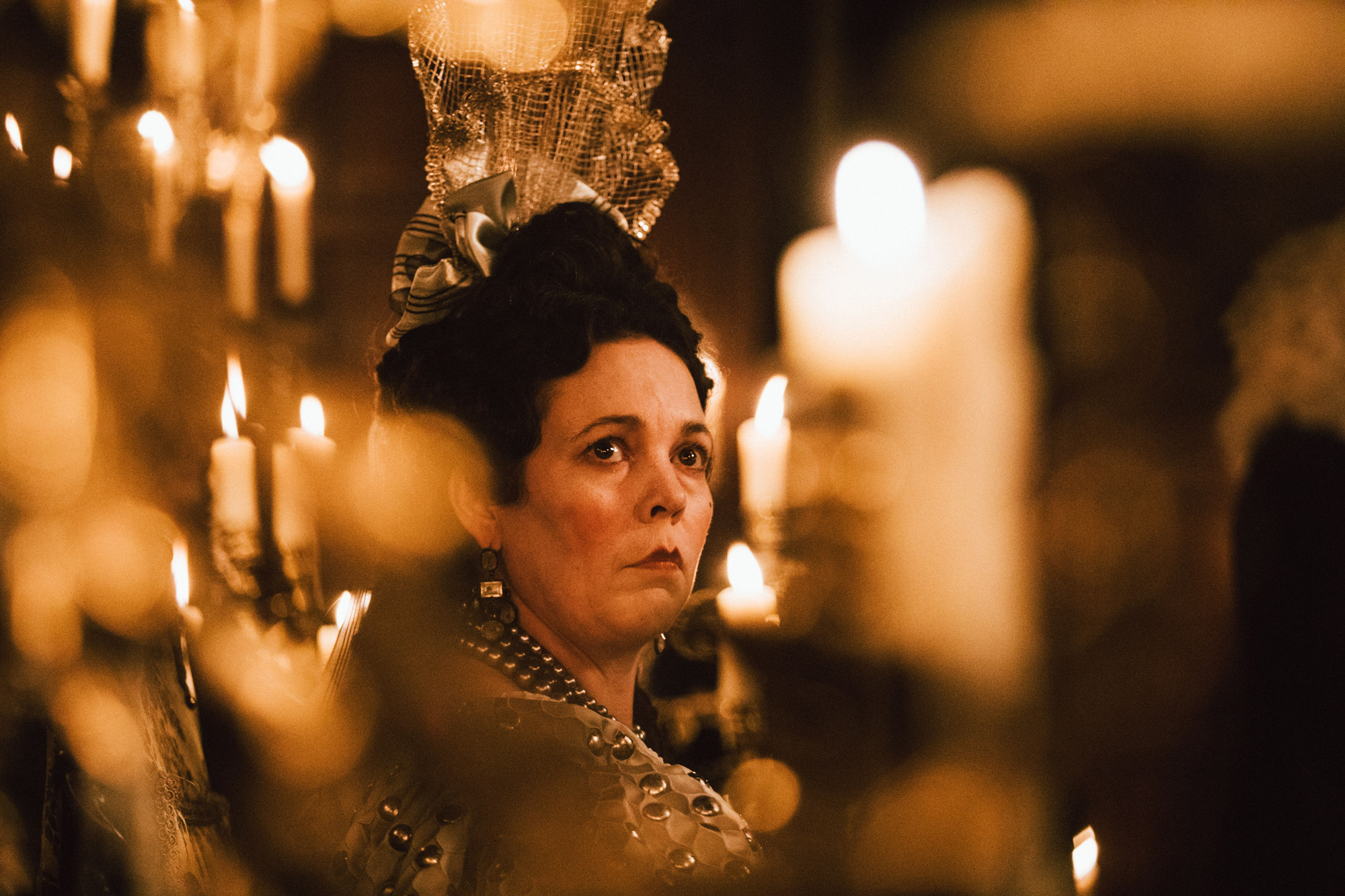 Light stories: The Favourite