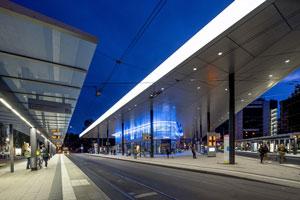 Gare des trams et des bus Konigsplatz