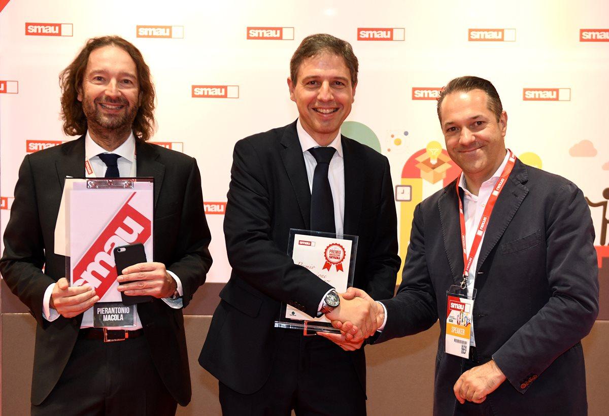 iGuzzini vince il Premio Innovazione SMAU 2017